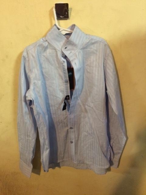 Consignment Childrens Light Blue Show Shirt 10