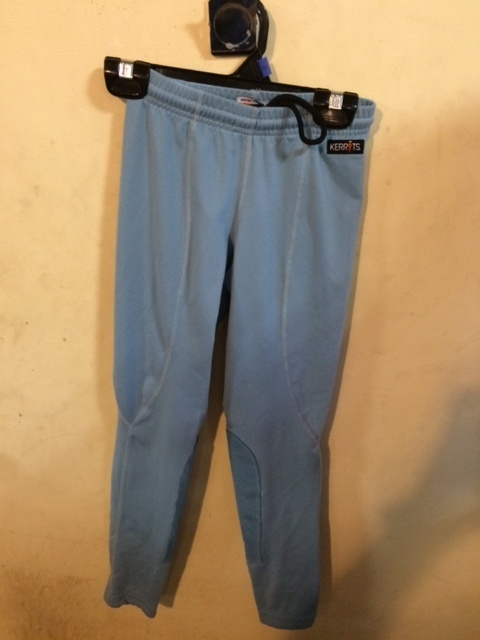 Consignment Childrens Tights Blue S