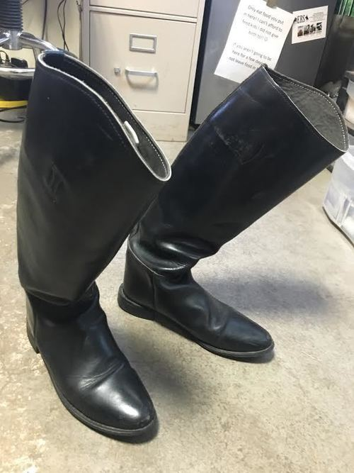 Consignment Men's Pull on Tall Boots