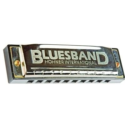 Blues Band  Harmonica
