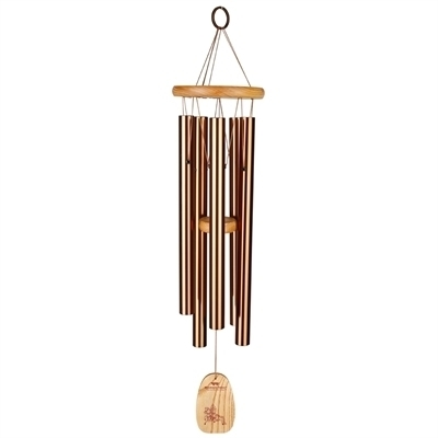 Tibetan Prayer Wind Chime
