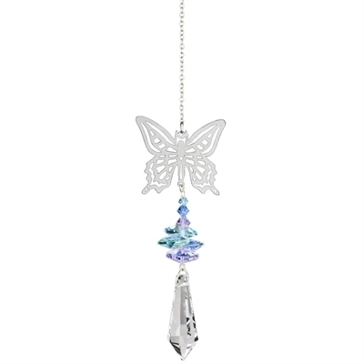 Crystal Fantasy Chime Butterfly
