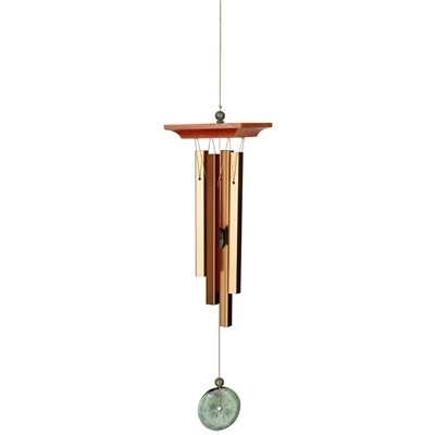 Turquoise Wind Chime Small