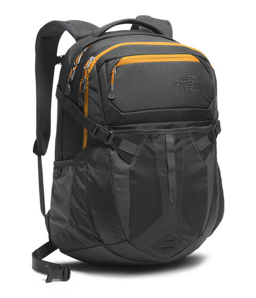 The North Face Recon Asphalt Grey Citrin Yellow By The