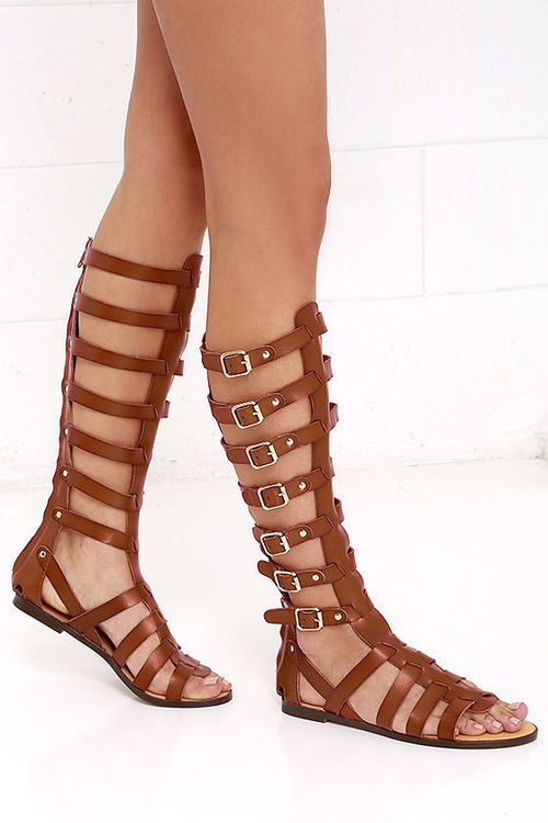 926b27a950e9 Penna Tall Gladiator Sandal By Madden Girl