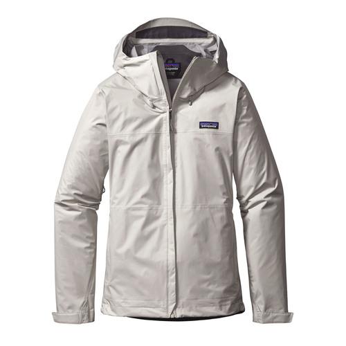 Patagonia W Torrentshell Jacket Birch White