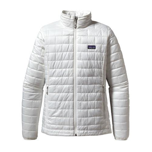 Patagonia W Nano Puff Jacket Birch White