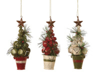 Metal Jingle Bell Ornament