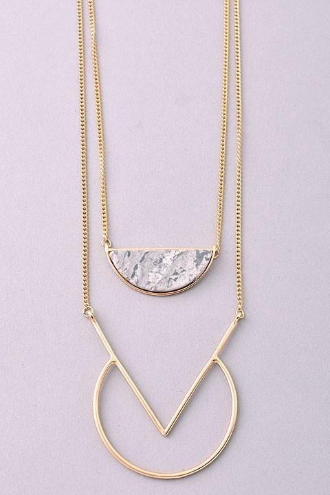 Study Break necklace