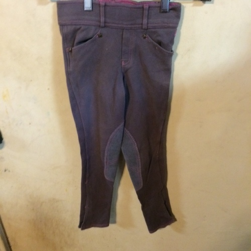 Consignment Riding Tights Kids S
