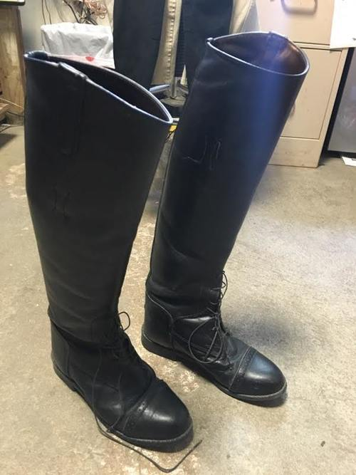 Consignment Pull On Tall Boots