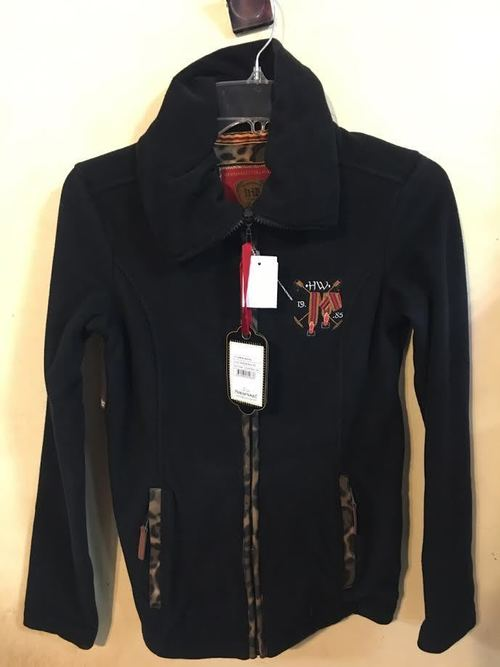 Consignment Horseware Fleece Zip Top