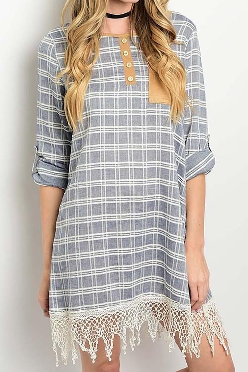 Desi tunic dress