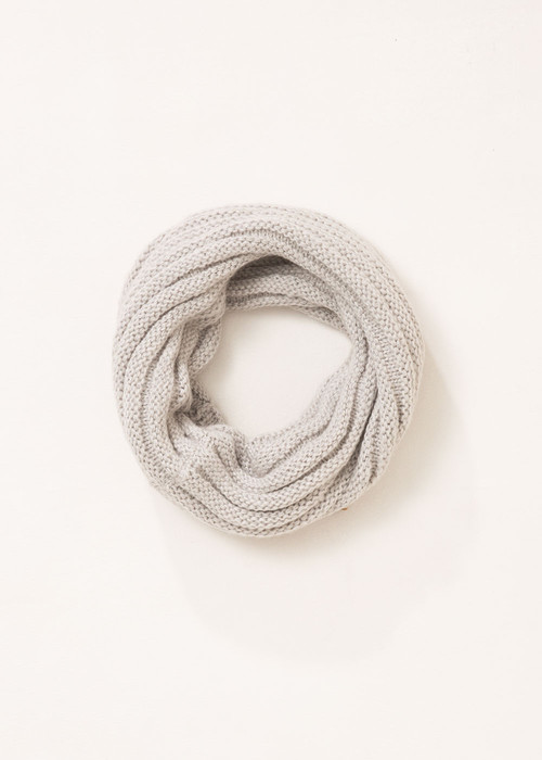 Striped Two Toned Snood