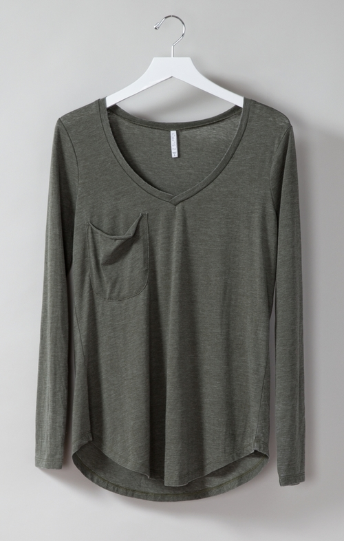 Pocket Long Sleeve Rosin