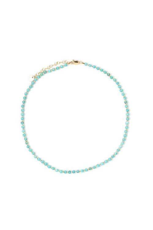 Turquoise Simple Choker
