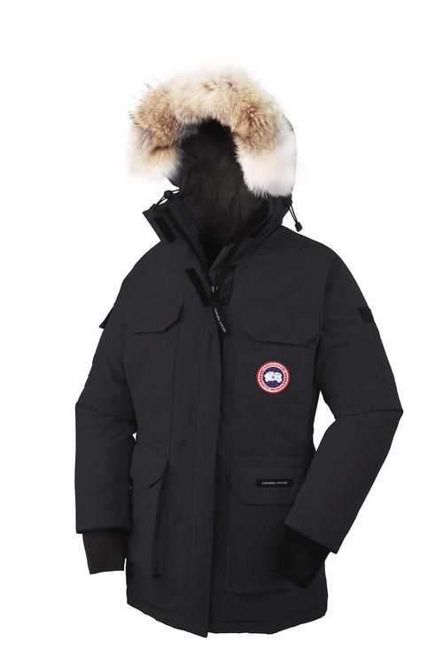 Canada Goose W Expedition Parka Black