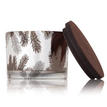 Frasier Fir Mirror Wood Candle 12.5oz