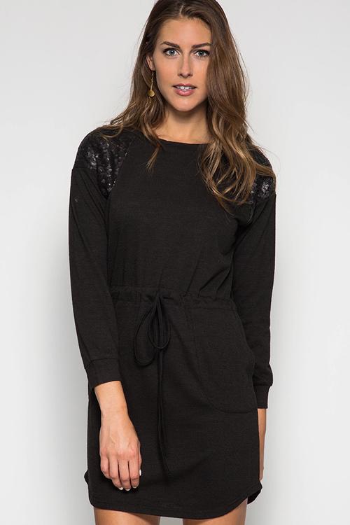 Penelope dress w/ pockets