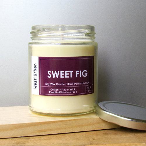 Sweet Fig Urban Candle