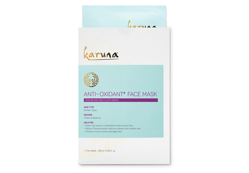 Anti-Oxidant Face Mask