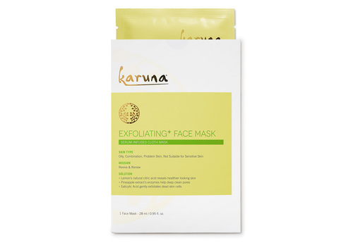Exfolianting Face Mask