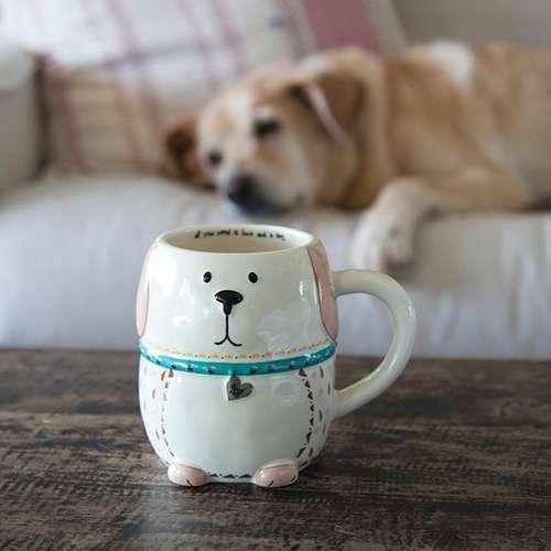 Dog Folk Critter Mug
