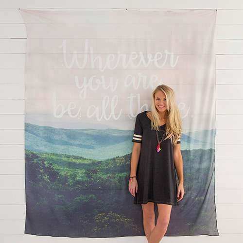 Wherever You Are Tapestry