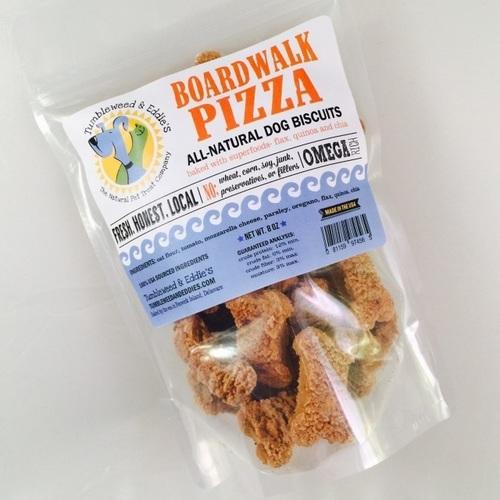 Boardwalk Pizza Dog Treats