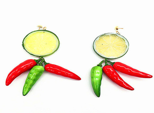 Spicey Earrings