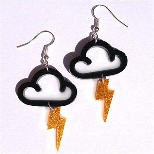 Stormy Day Earrings