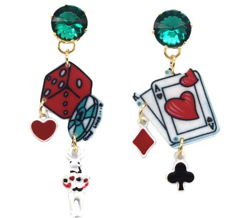 Lady Luck Earrings
