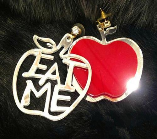 Apple a Day Earrings