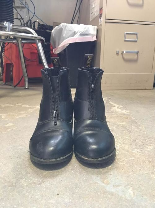 Consignment Children's Paddock Boots