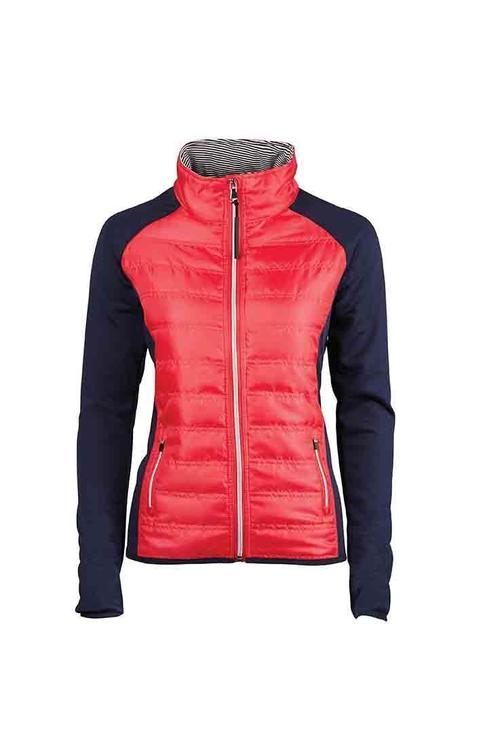 Dublin Audrey Zip Up Ladies