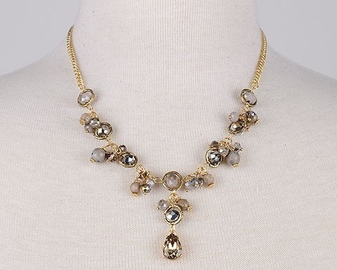 Dinner Party necklace