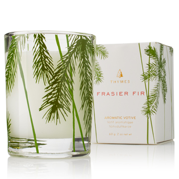 Frasier Fir Pine Needle Votive 2 oz