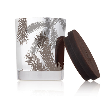 Frasier Fir Mirror Wood Candle 5oz