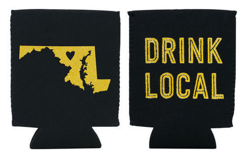 Maryland Koozie