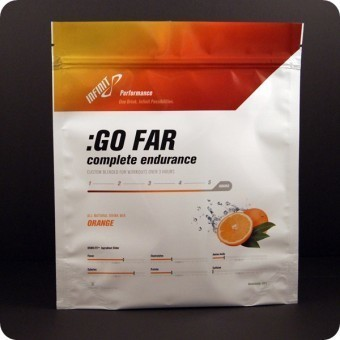 Go Far - Orange