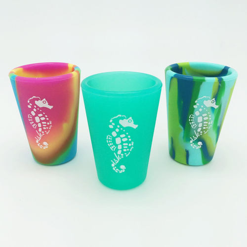 Sili ish Shot Glass
