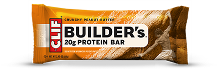 Clif Builders Protein Bar - Single