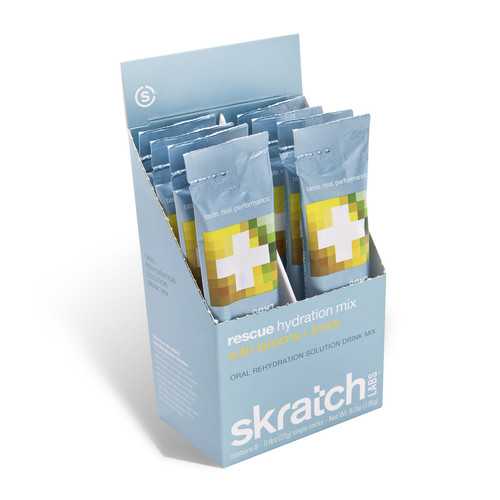 Skratch Labs Rescue Hydration - 8 pack