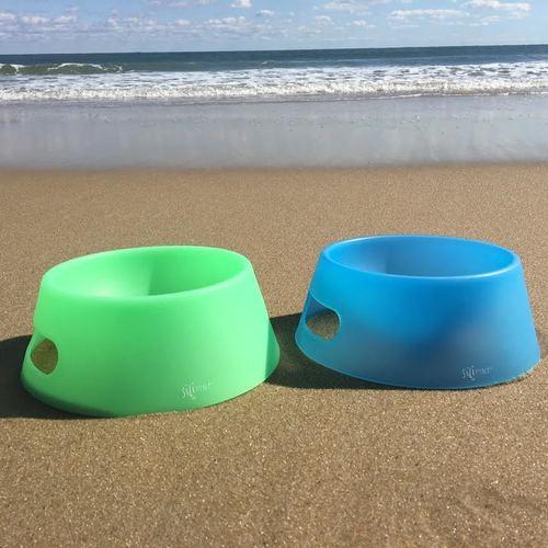 Sili Travel Dog Bowl