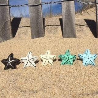 Starfish Knobby Knob