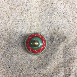 Red & Green Knob