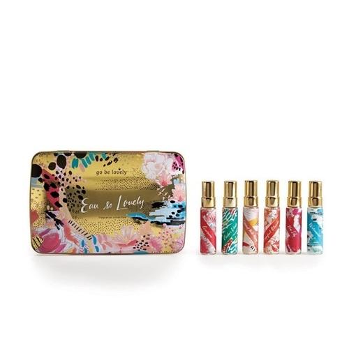 Perfume sampler (set of 6)