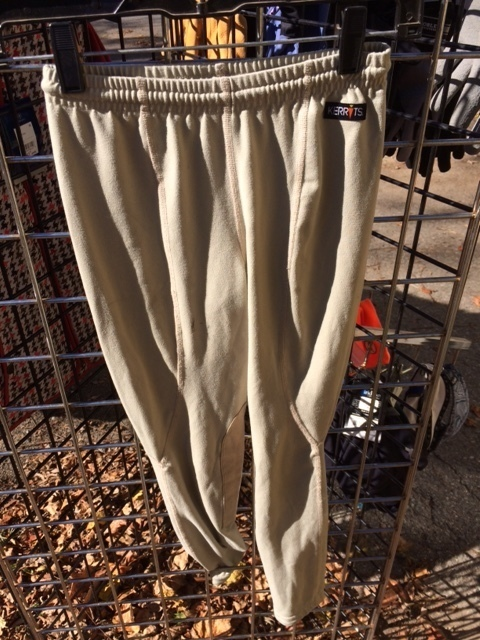Consignment Kerrits Riding Tights Tan Child XL