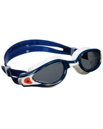 Aqua Sphere Kaiman Goggles - Smoke Lens (Small Fit)