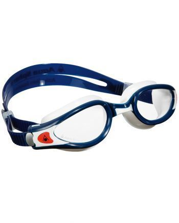 Aqua Sphere Kaiman Goggle - Clean Lens (Small Fit)